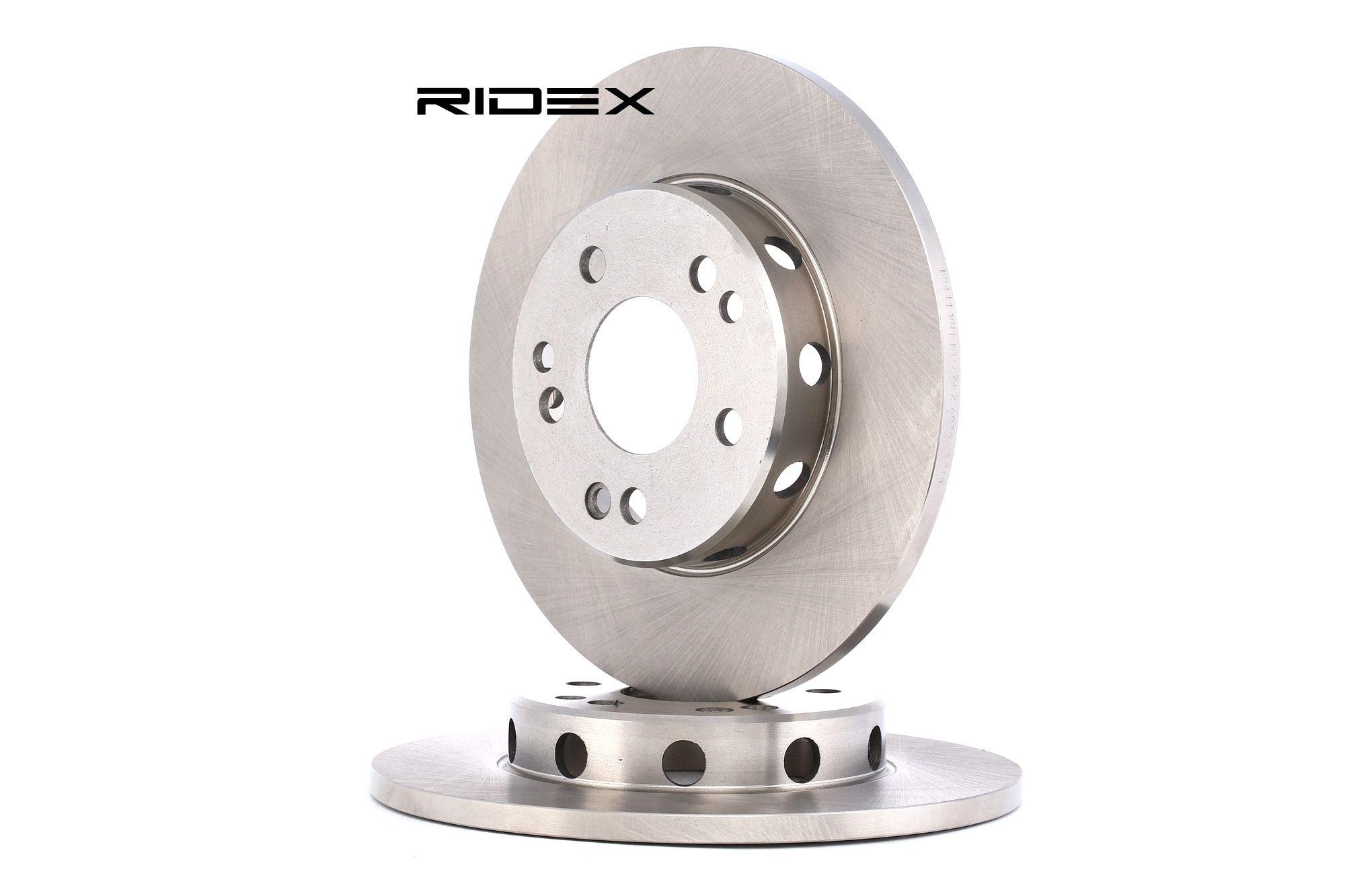 Bremsscheiben RIDEX 82B0292