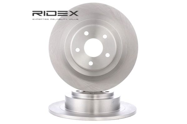 buy and replace Brake Disc RIDEX 82B0432