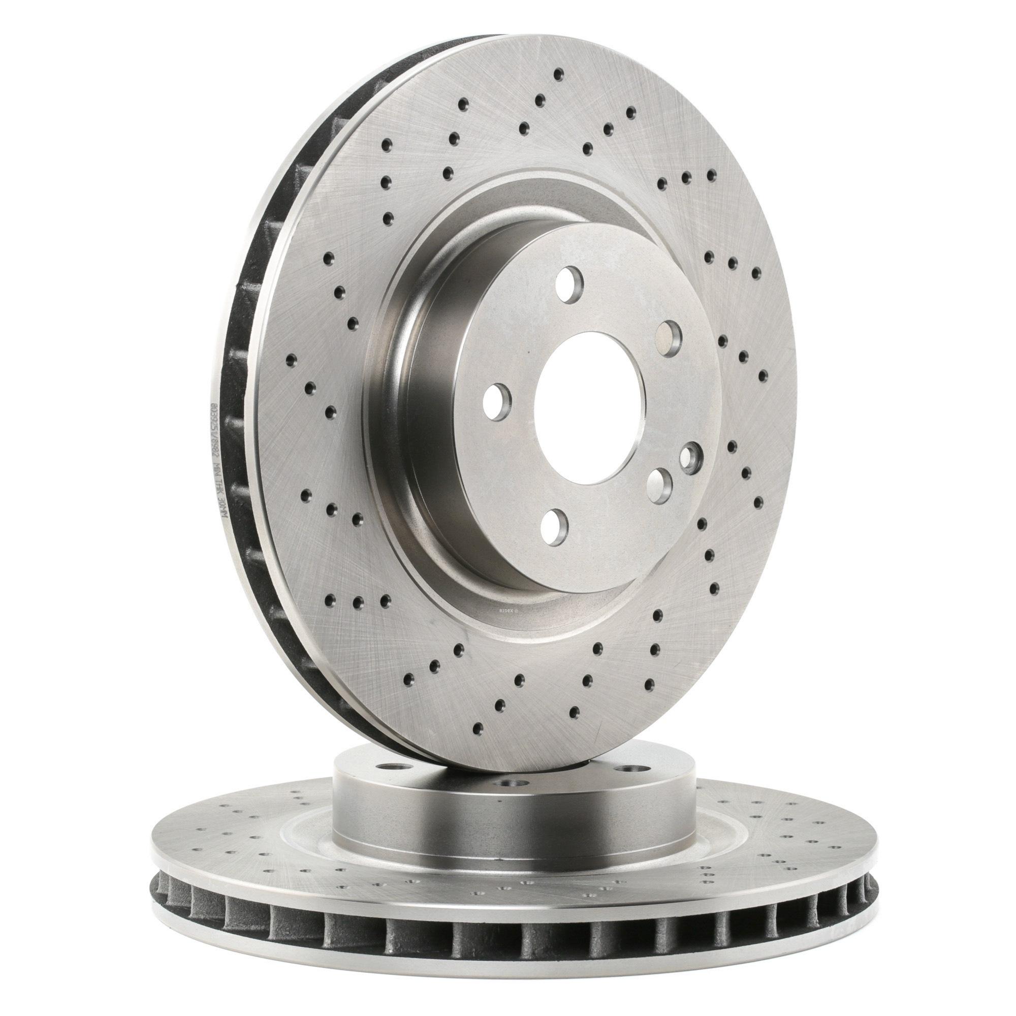 Bremsscheibe RIDEX 82B0562