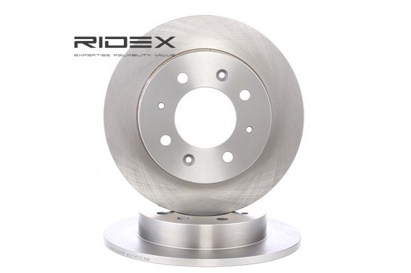 buy and replace Brake Disc RIDEX 82B0503