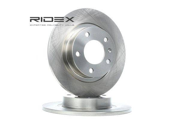 Disque de frein 82B0889 à un rapport qualité-prix RIDEX exceptionnel