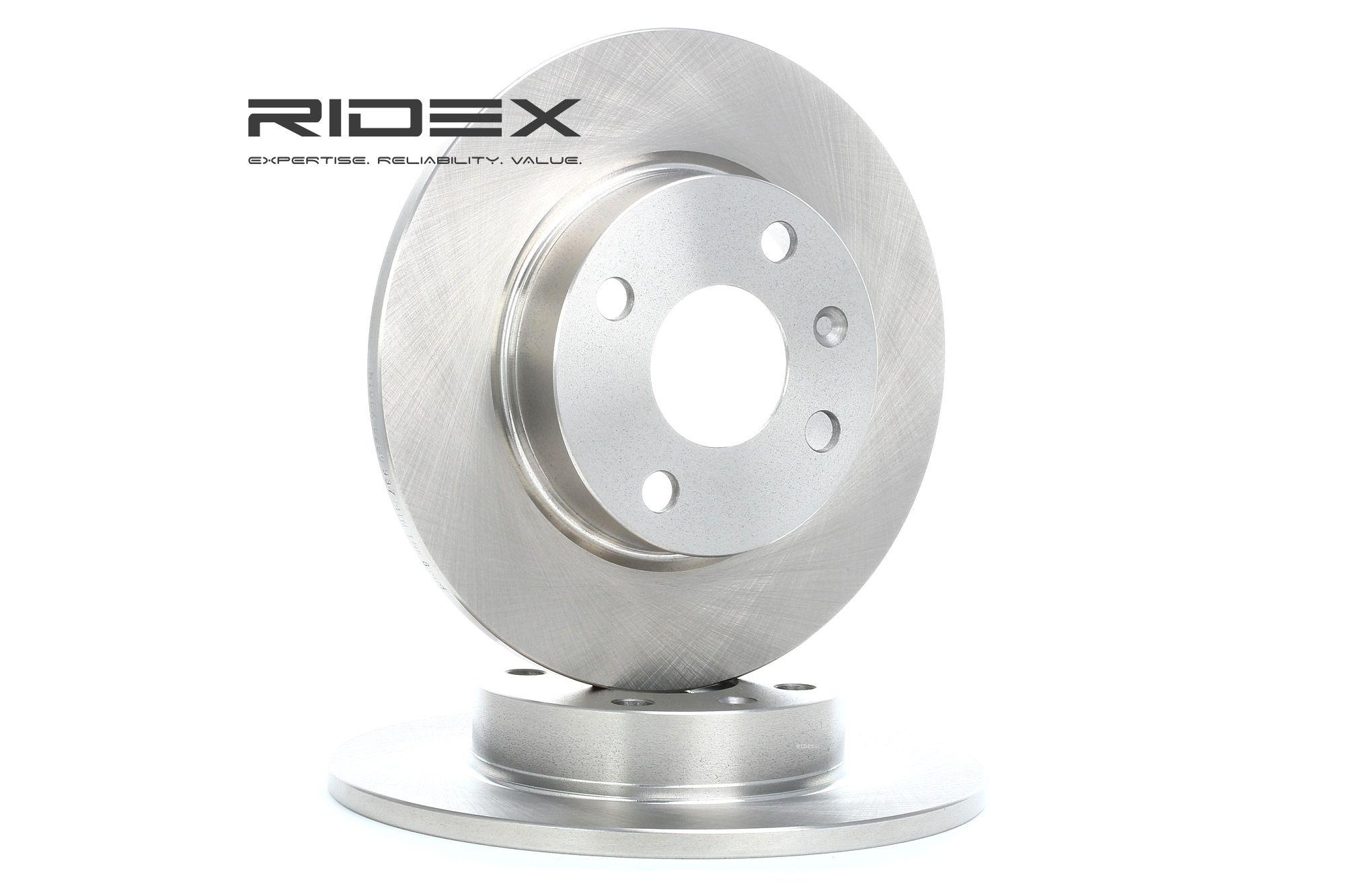 Bremsscheiben RIDEX 82B0937