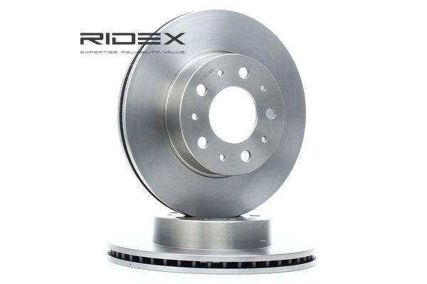 Køb og udskift Bremseskive RIDEX 82B0813