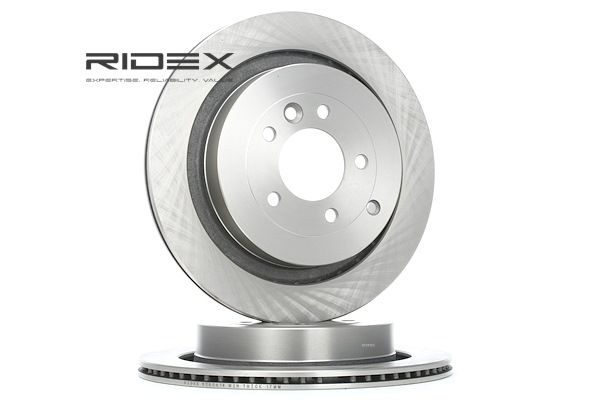 buy and replace Brake Disc RIDEX 82B0614