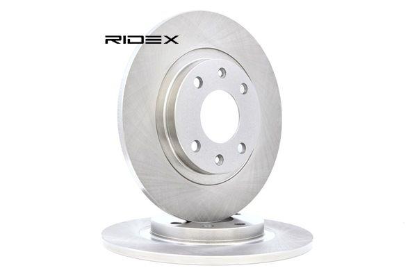 Köp och ersätt Bromsskiva RIDEX 82B0787