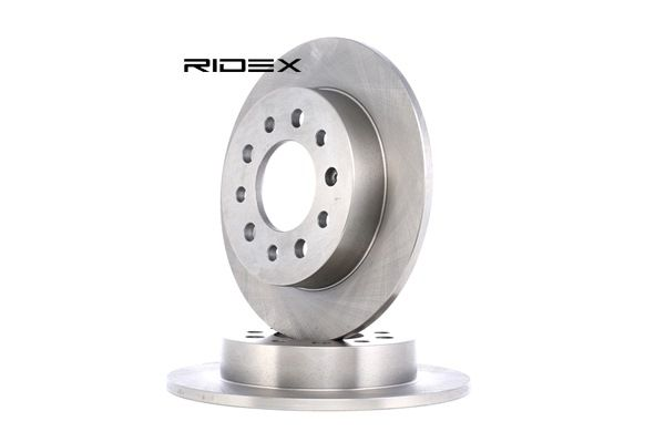 buy and replace Brake Disc RIDEX 82B0276