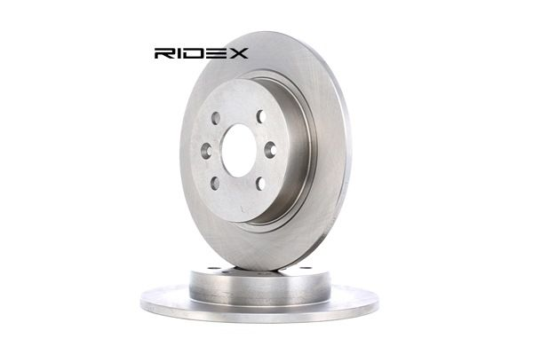 buy and replace Brake Disc RIDEX 82B0897