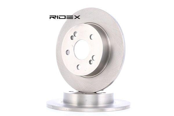Disco freno RIDEX 82B0817 comprare e sostituisci
