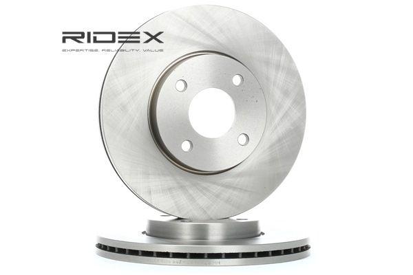 Bromsskiva 82B0647 som är helt RIDEX otroligt kostnadseffektivt
