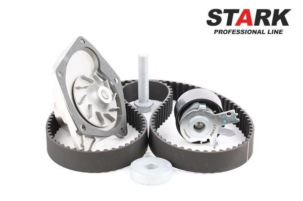 STARK SKWPT0750012 Zahnriemen mit Wasserpumpe RENAULT Modus / Grand Modus (F, JP) 1.5 dCi 2020 103 PS - Premium Autoteile-Angebot