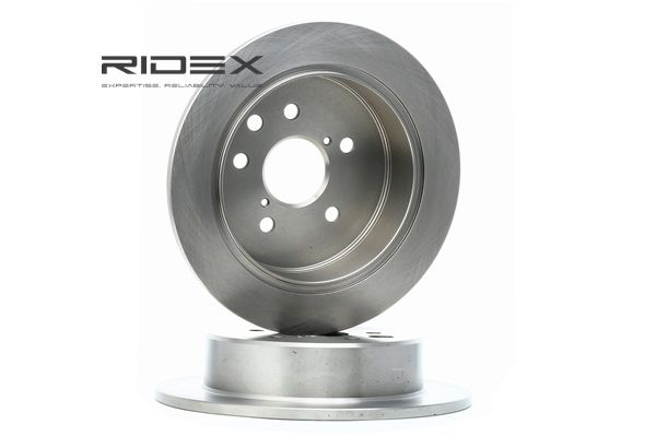 buy and replace Brake Disc RIDEX 82B0604