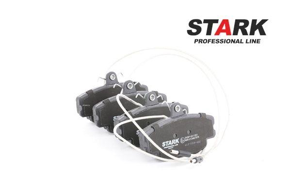 Bremsbelagsatz, Scheibenbremse SKBP-0011551 — aktuelle Top OE 7701 203 777 Ersatzteile-Angebote