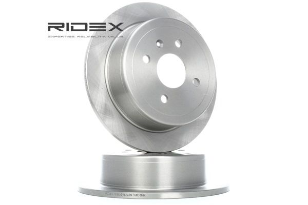 buy and replace Brake Disc RIDEX 82B0896