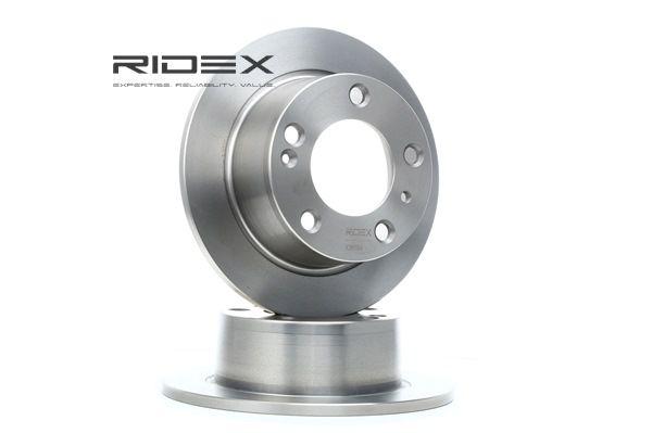 Köp och ersätt Bromsskiva RIDEX 82B0984