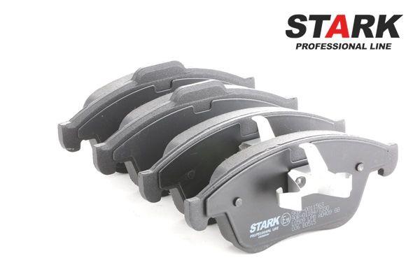 Bremsbelagsatz, Scheibenbremse SKBP-0011563 — aktuelle Top OE 410600629R Ersatzteile-Angebote