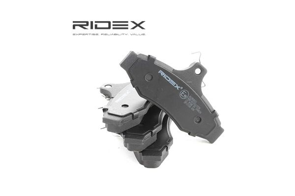buy RIDEX Brake Pad Set, disc brake 402B0683 at any time