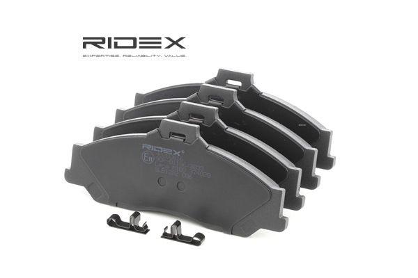 Brake Pads for FORD RANGER (ER, EQ) 1997 cheap order online