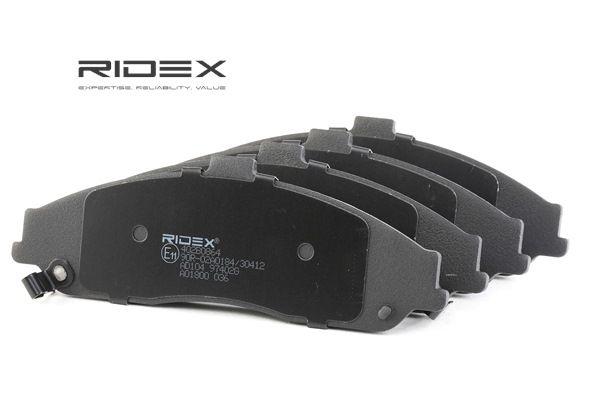 Tuning 402B0864 som är helt RIDEX otroligt kostnadseffektivt