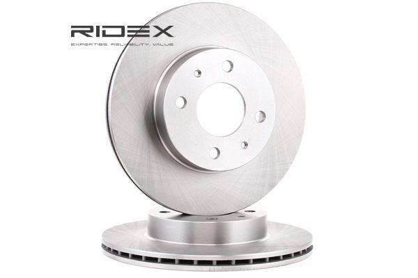 Kúpte a vymeňte Brzdový kotúč RIDEX 82B1072