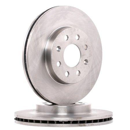 Disco freno RIDEX 82B1055 comprare e sostituisci