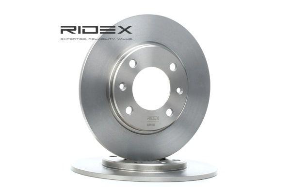 Disco freno RIDEX 82B1003 comprare e sostituisci