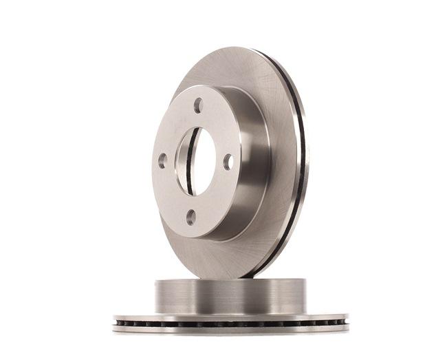 STARK: Original Bremsscheiben SKBD-0023256 (Ø: 214,0mm, Lochanzahl: 4, Bremsscheibendicke: 15mm) mit vorteilhaften Preis-Leistungs-Verhältnis