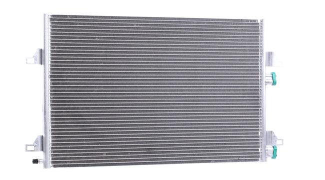 RIDEX: Original Klimakondensator 448C0062 (Netzmaße: 700 x 426 x 16 mm)