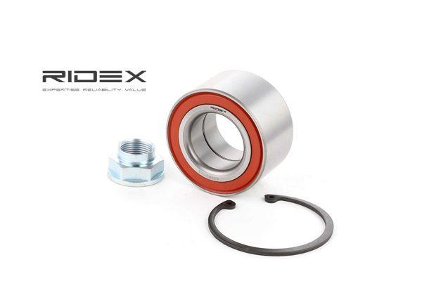 Compre e substitua Jogo de rolamentos de roda RIDEX 654W0538
