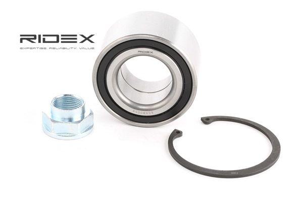 Radlagersatz RIDEX 654W0058 günstige Verschleißteile kaufen