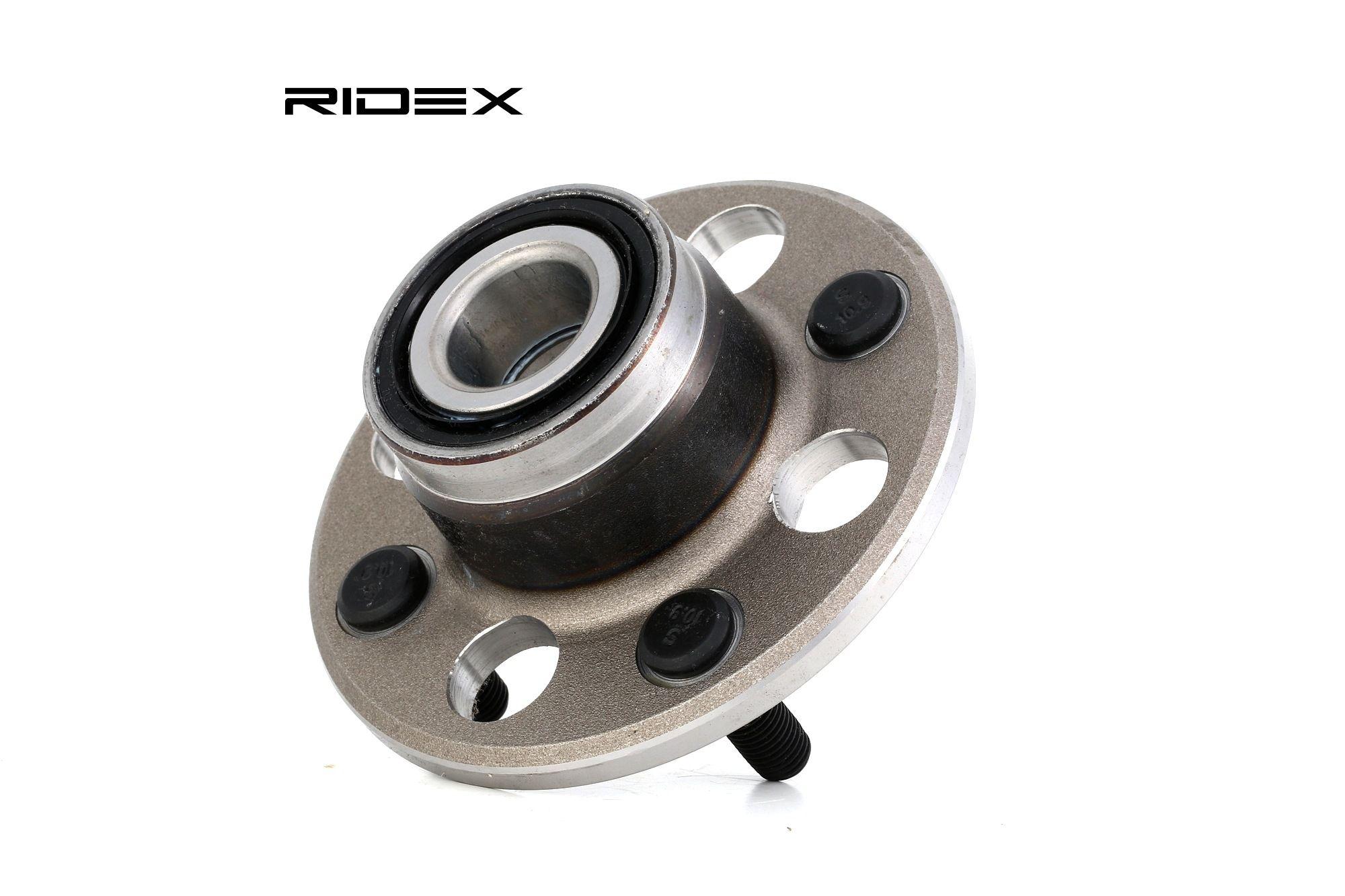 RIDEX: Original Radaufhängung & Lenker 654W0131 (Ø: 51mm, Innendurchmesser: 28mm)
