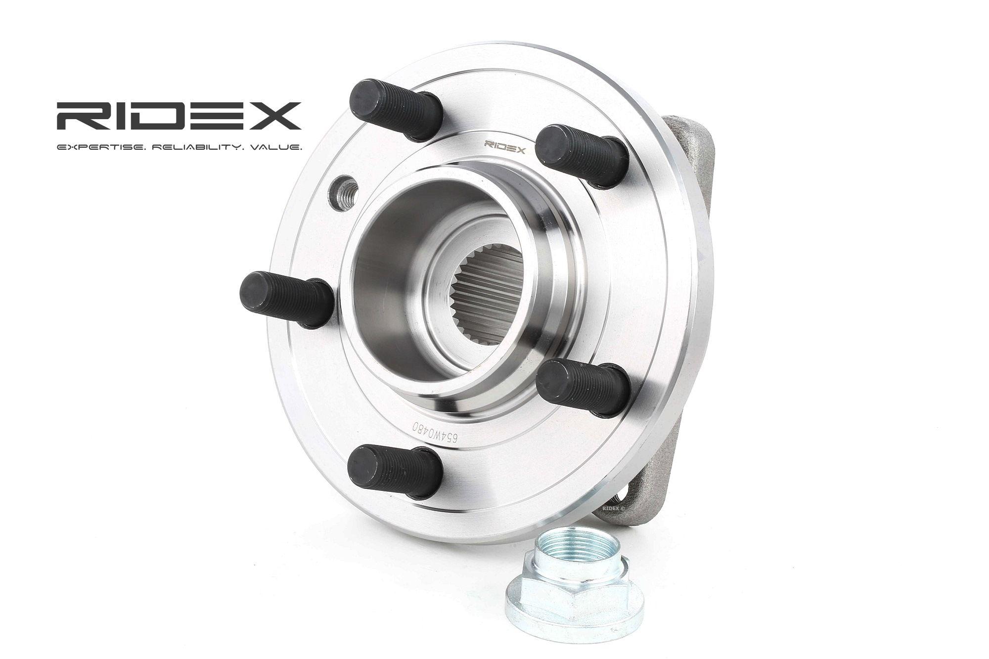 Origine Suspension et bras RIDEX 654W0480 (Ø: 160mm, Diamètre intérieur: 32mm)