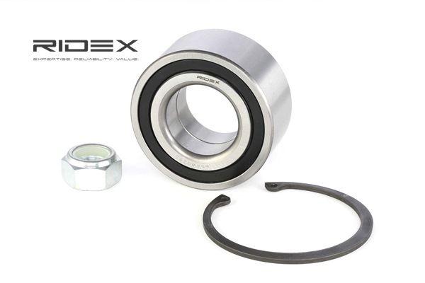 Zestaw łożysk koła RIDEX 654W0285 kupić i wymienić