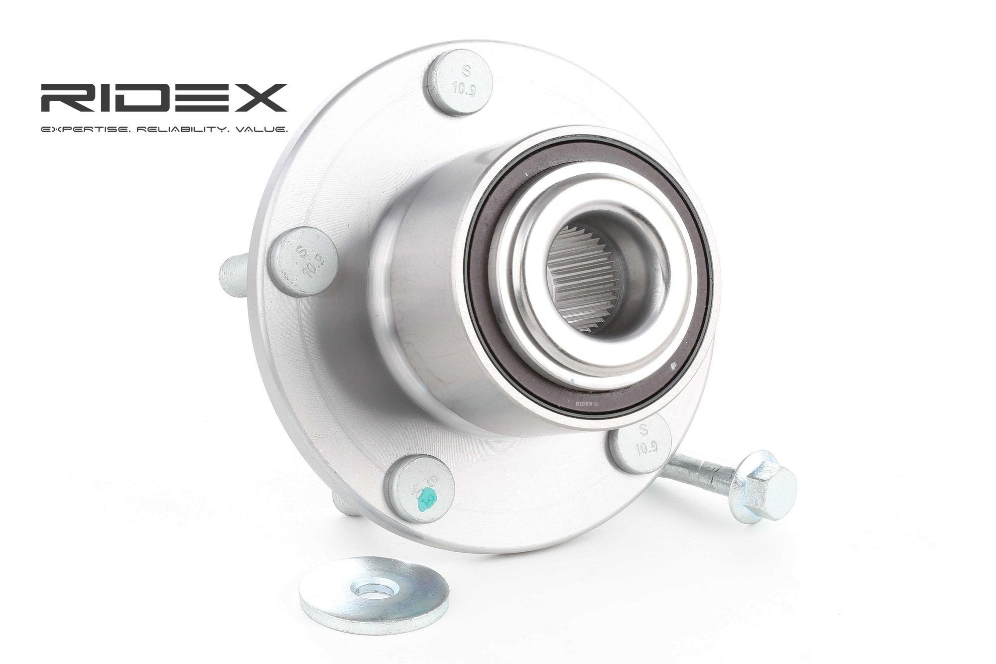 RIDEX: Original Radlager 654W0228 (Ø: 138,0mm, Innendurchmesser: 37,0mm)