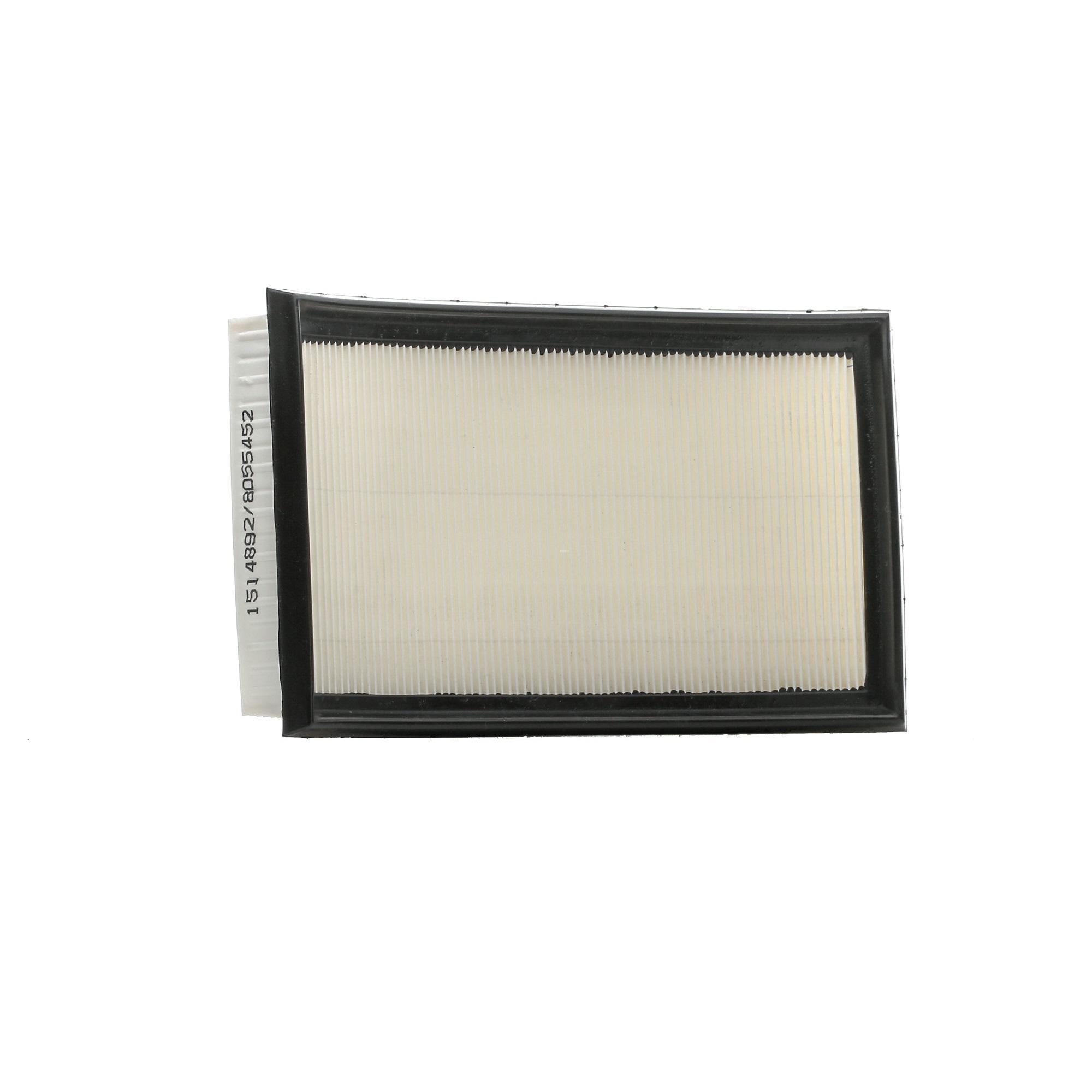 8A0436 RIDEX Umluftfilter Länge: 253mm, Länge: 253mm, Breite: 150mm, Höhe: 37mm Luftfilter 8A0436 günstig kaufen