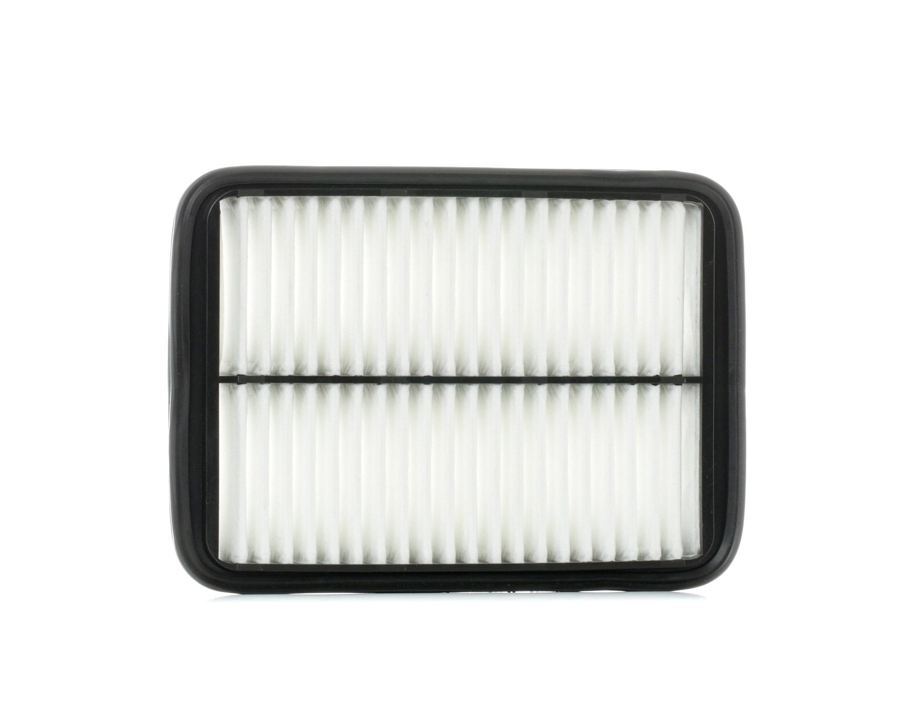 8A0427 RIDEX Filtereinsatz, Umluftfilter Länge: 225mm, Länge: 225mm, Breite: 166mm, Höhe: 42mm Luftfilter 8A0427 günstig kaufen
