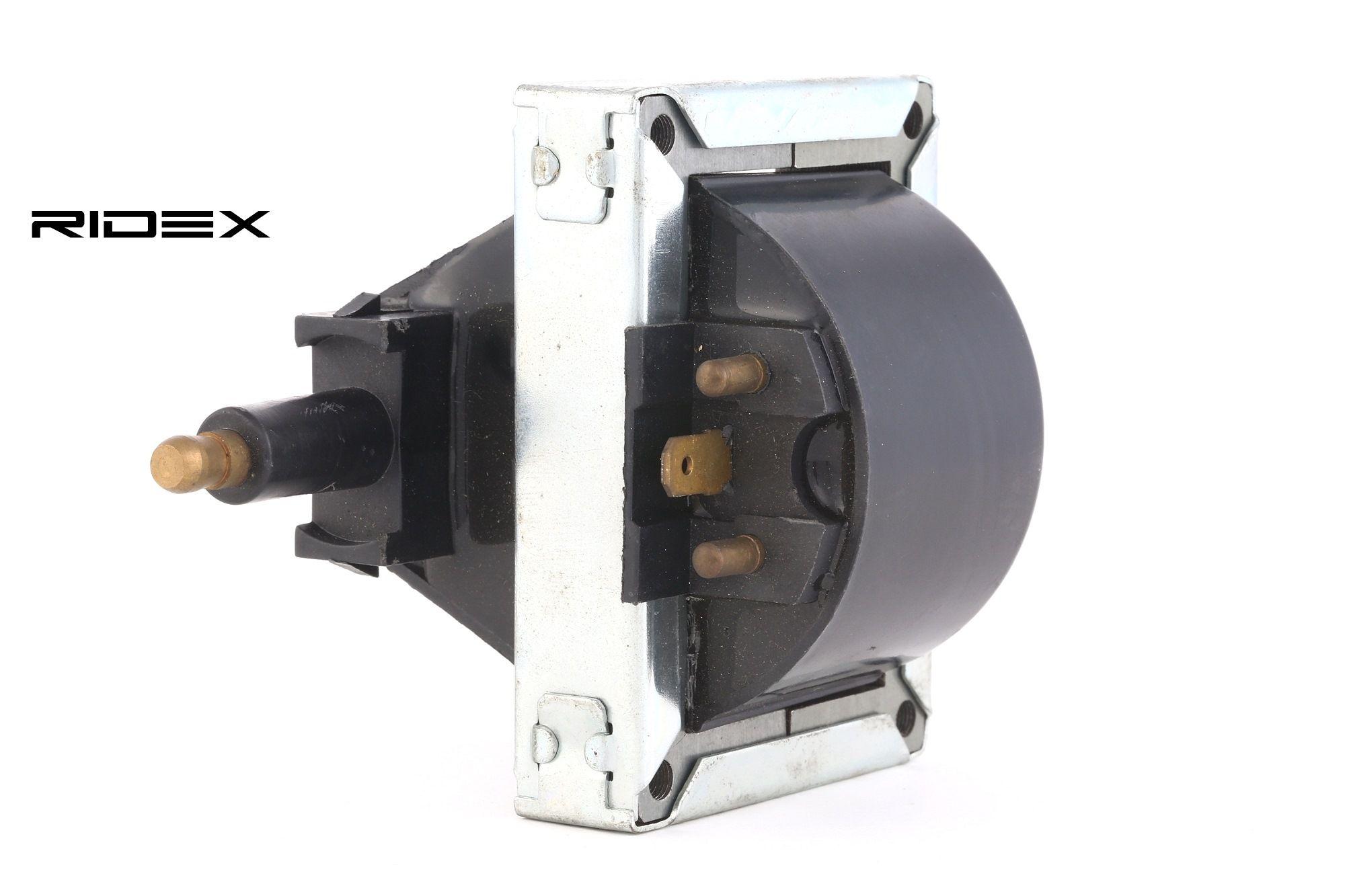 Bobine 689C0087 met een uitzonderlijke RIDEX prijs-prestatieverhouding