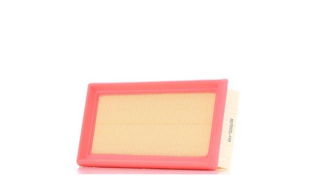RIDEX: Original Luftfilter 8A0360 (Länge: 244mm, Höhe: 47mm)
