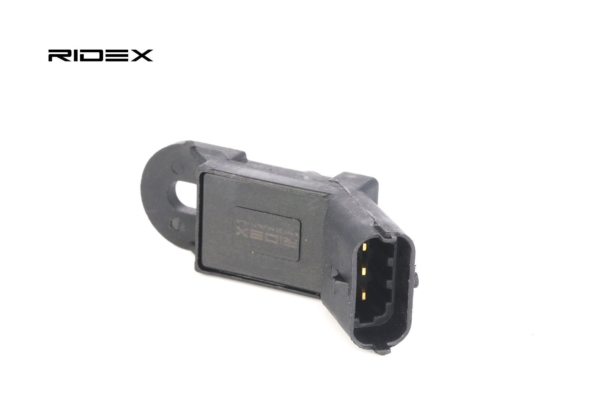 Išmetimo sistema 161B0006 su puikiu RIDEX kainos/kokybės santykiu