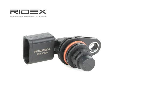 köp RIDEX Sensor, kamaxelposition 3946S0030 när du vill