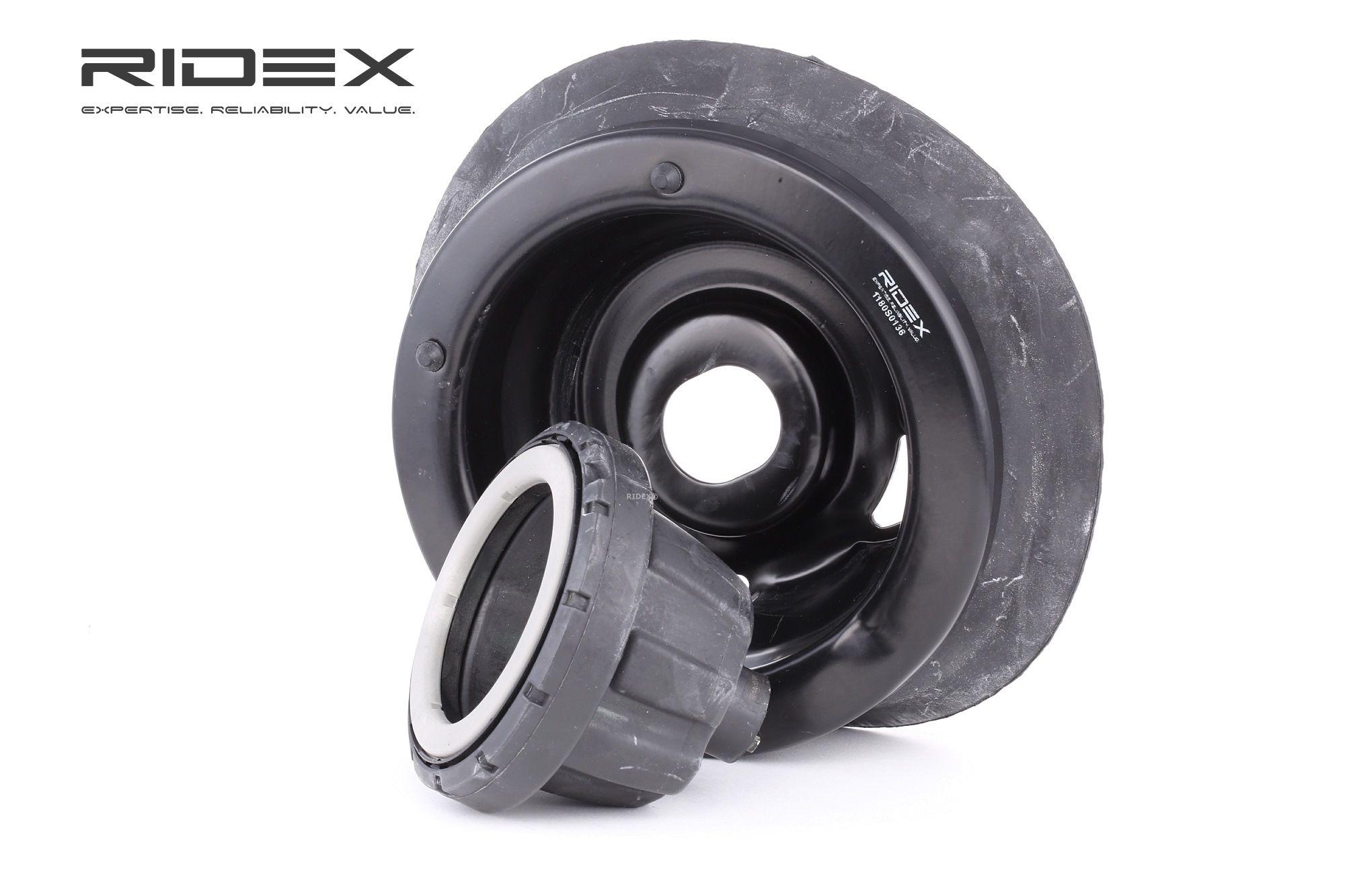 RIDEX: Original Domlager 1180S0136 (Ø: 109mm)