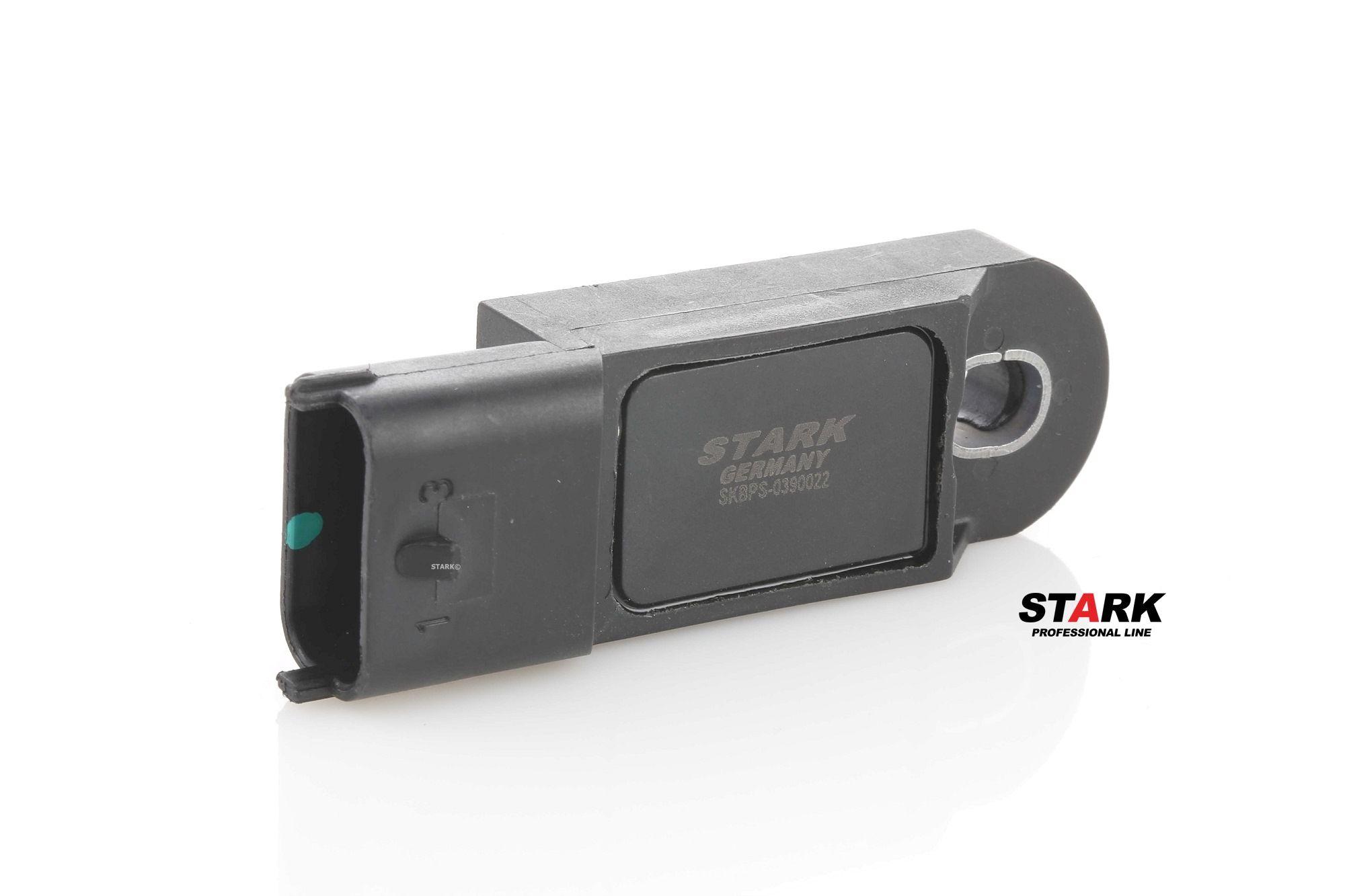 NISSAN PULSAR 2015 Ladedrucksensor - Original STARK SKBPS-0390022 Pol-Anzahl: 3-polig