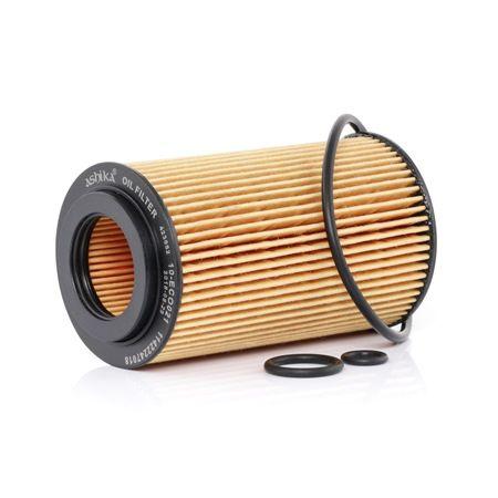 MAHLE Original OX 92D Oil Filter