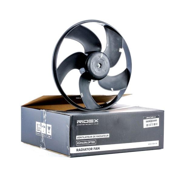 RIDEX Lüfter, Motorkühlung 508R0003 rund um die Uhr online kaufen