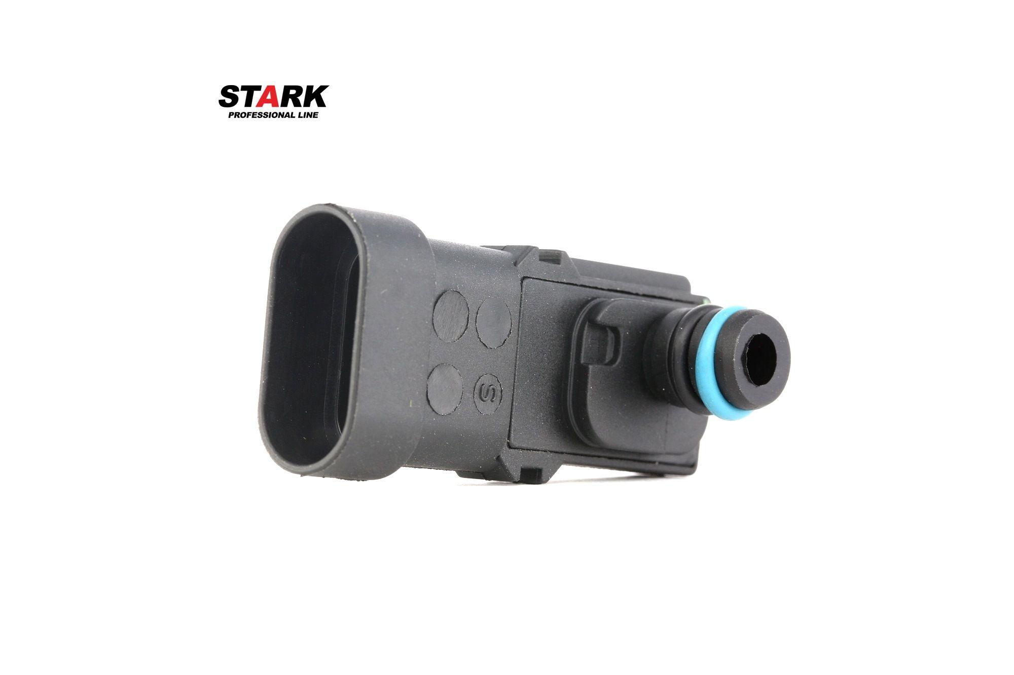 NISSAN MICRA 2019 Sensor, Saugrohrdruck - Original STARK SKSI-0840006 Pol-Anzahl: 3-polig