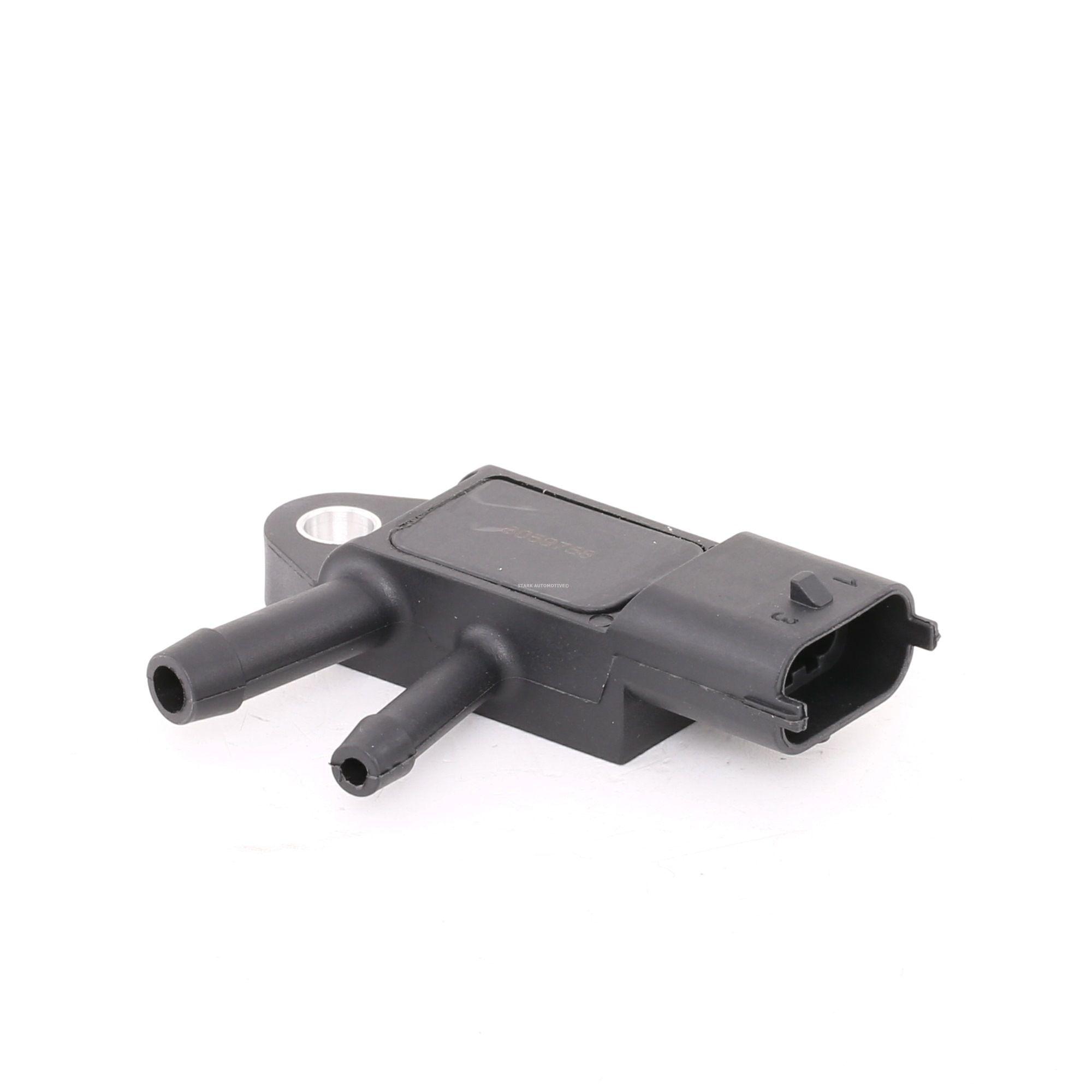 RENAULT GRAND SCÉNIC 2016 Differenzdrucksensor - Original STARK SKSEP-1500004 Pol-Anzahl: 3-polig