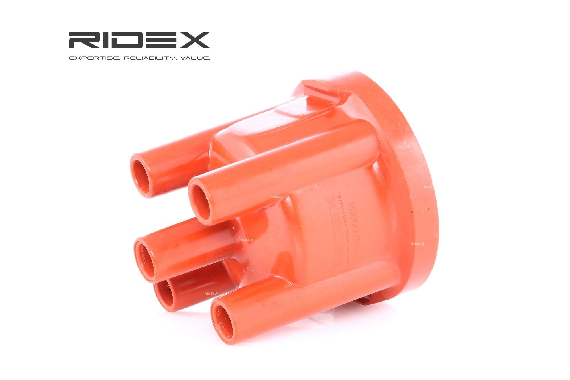 RIDEX: Original Zündverteilerkappe 692D0003 ()