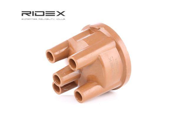 RIDEX: Original Zündverteilerkappe 692D0023 (Polyester)