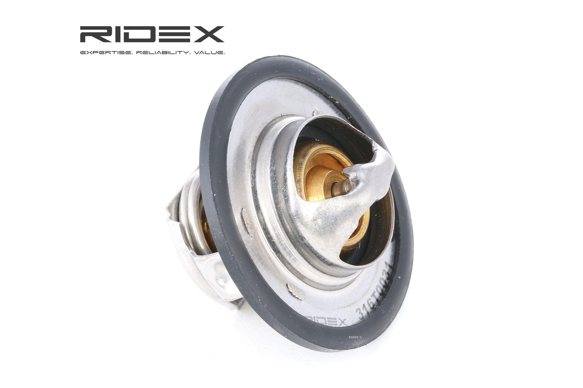 RIDEX: Original Kühlwasserthermostat 316T0031 ()