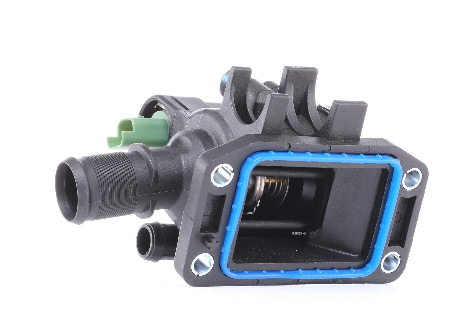RIDEX: Original Kühlwasserthermostat 316T0057 ()