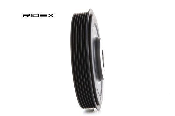 Ridex 3213B0002 Belt Pulley Crankshaft